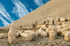 Nemrut Dagi Royalty Free Stock Photo