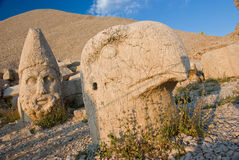 Nemrut dagi Stock Photography