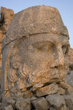 Nemrut Dagi -Colossal  stone head - Anatolia Stock Images
