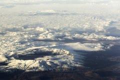 Nemrut Golu sjö Arkivbild