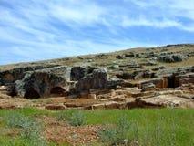 Nemrut Mountain118 Arkivbilder