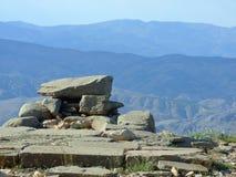 Nemrut Mountain79 Royaltyfri Fotografi