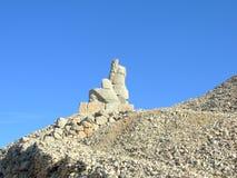 Nemrut Mountain84 Fotografering för Bildbyråer