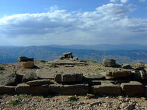 Nemrut Mountain86 Arkivfoto
