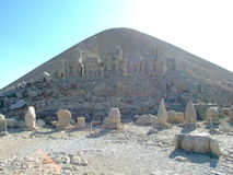 Nemrut Mountain10 Foto de Stock
