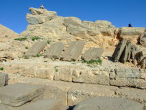Nemrut Mountain12 Royaltyfri Foto