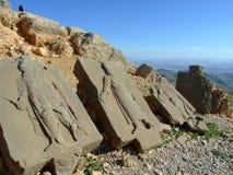 Nemrut Mountain15 Arkivfoto