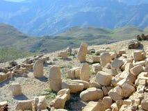 Nemrut Mountain21 Royaltyfri Bild