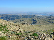 Nemrut Mountain103 Royaltyfria Foton