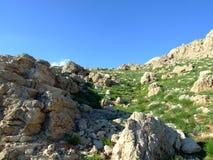 Nemrut Mountain107 Arkivbild