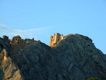 Nemrut Mountain32 Royaltyfri Bild