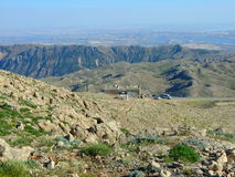 Nemrut Mountain48 Royaltyfria Foton