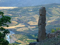Nemrut Mountain130 Royaltyfri Bild