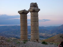 Nemrut Mountain141 Fotografia de Stock Royalty Free