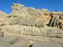 Nemrut Mountain12 Royalty Free Stock Photo