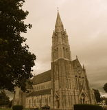 Nenagh大教堂爱尔兰 库存图片