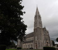 Nenagh-Kathedrale Irland Stockfotografie