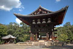 Nenbutsu-do Buddhist Temple, Nara, Japan Royalty Free Stock Photo