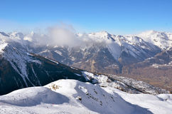 Nendaz Royalty Free Stock Photo