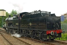 Nene Valley Railway image libre de droits