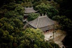 Nengren-Tempel stockbilder