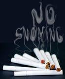 Nenhum smocking Imagem de Stock Royalty Free