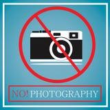 Nenhuma câmera Foto de Stock