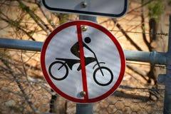 Nenhumas bicicletas de fuga Fotos de Stock