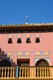 Neo-Arabiskt hus Royaltyfri Foto