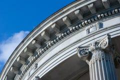 neo architektura klasyk Zdjęcia Royalty Free