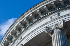 Neo Classic Architecture Royalty Free Stock Photos