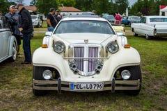 Neo-classic car custom car Tiffany. Royalty Free Stock Photography