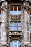 Neo classicist building made out of stone Royalty Free Stock Photography