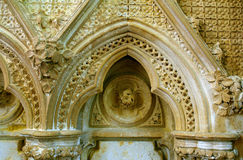 Neo-gothic church, Kylemore, Ireland Royalty Free Stock Photos
