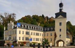 Neo-Gothic Palace Stock Image