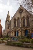 Neo-gothic St . Michael church Royalty Free Stock Images