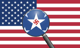 Neo Nazism in the United States Stock Images
