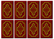 Neo Near/Middle East Orthodox Ornate Tiles Royalty Free Stock Photography