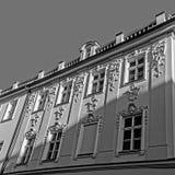Neo-Rococo facade Royalty Free Stock Photography