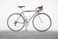 Neo vintage bicycle Royalty Free Stock Photography