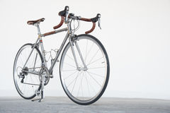 Neo vintage bicycle Royalty Free Stock Images