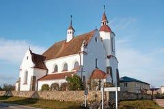 neobaroque kościelny soli Zdjęcia Royalty Free