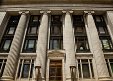 Neoclassical Administration Building Stock Image
