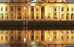 Neoclassical architectue Stock Photography