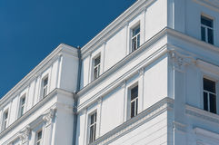 Neoclassical building detail Royalty Free Stock Image