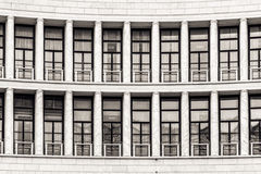 Neoclassical building Royalty Free Stock Photography