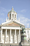Neoclassical church Stock Photography