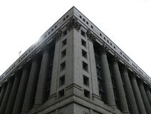 Neoclassical City Hall Royalty Free Stock Photo