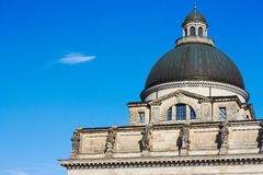 Neoclassical Dome Stock Images