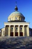 Neoclassical parish church Stock Images